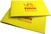 RANOK Rights Catalogue 2015 cover
