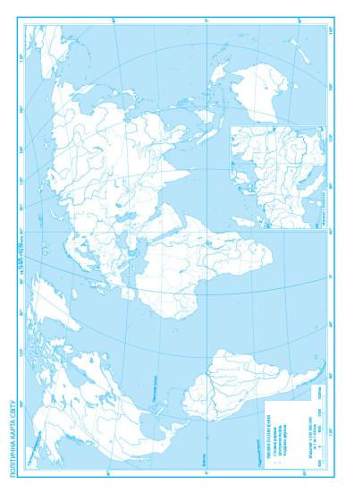 Географія. 9 клас. Зошит для практичних робіт. НОВА ПРОГРАМА+QR-код