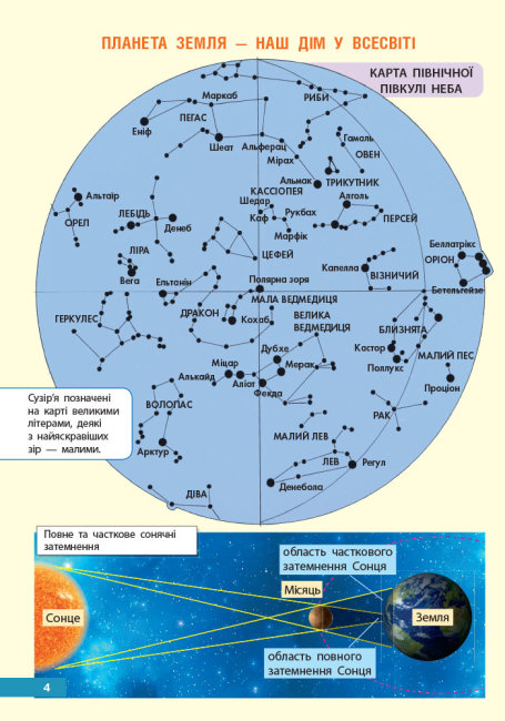 Я досліджую світ. 4 клас. Атлас. Контурні карти
