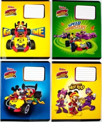 Комплект зошитів . Серія  'Mickey Mouse' (25 шт в комплекті)