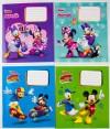 Комплект зошитів . Серія  'Mickey Mouse' (20 шт в комплекті)