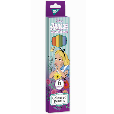 Олівці кольорові «Alice». ТМ «YES»
