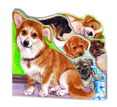 Собака та цуценята
