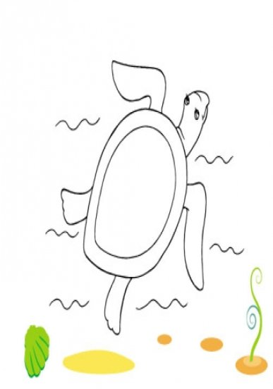 Розвиваємо творчі здібності. Чарівний малюнок. 3-4 роки. Випуск 1