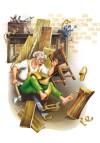 Улюблена книга дитинства: Золотий ключик, або пригоди Буратіно