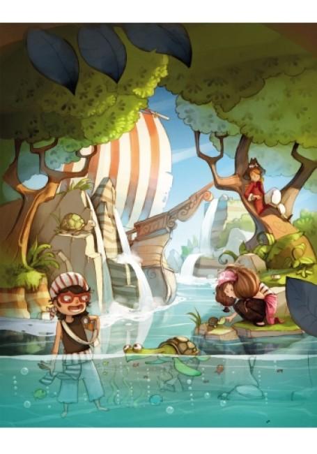 Банда Піратів. Корабель-привид
