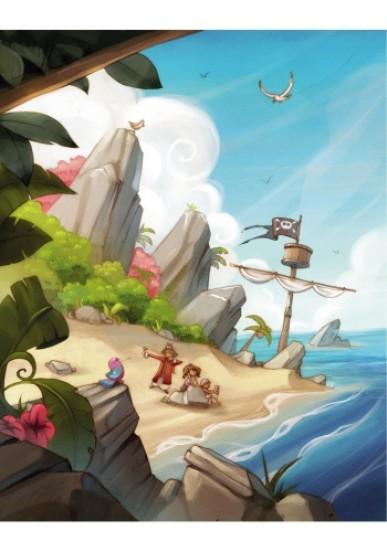 Банда Пиратов. Корабль-призрак