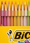 Набор цветных карандашей «BiC (kids)» 24 шт