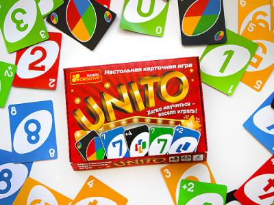 Настольная игра Унито