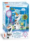 Картинки из пайеток Frozen 'Олаф. Лето'. Disney