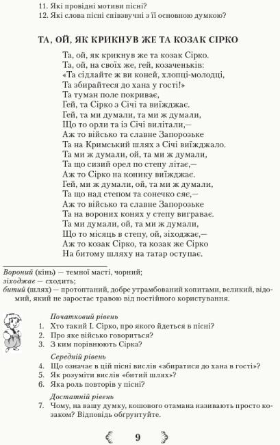 Українська література. 8 клас. Хрестоматія-довідник. Серія 'Джерела'