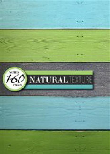 Зошит А-5. Серія 'Mix 3 - Natural Texture'. Клітинка, матова ламінація