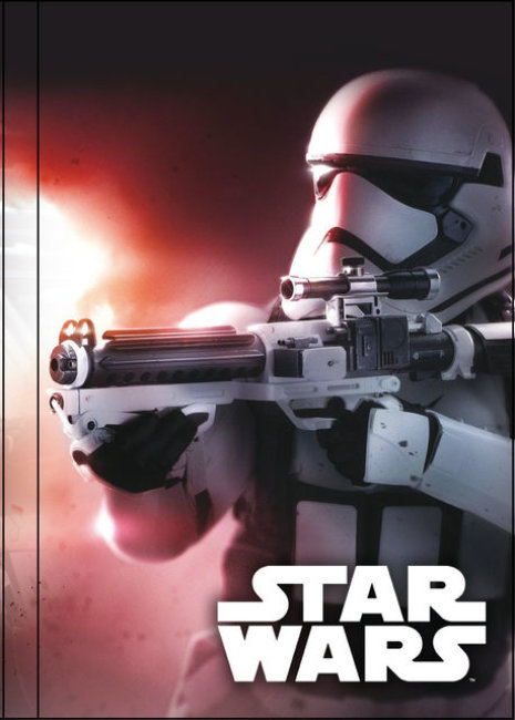 Блокнот для нотаток STAR WARS - Імперські штурмовики. А6