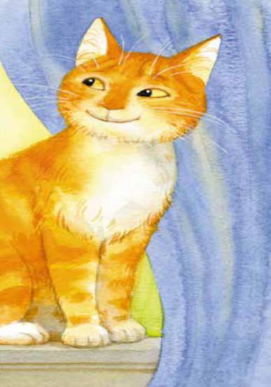Кирпатий Кіт. Для маленької долоньки