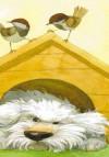 Для маленької долоньки: Пес-буркотун