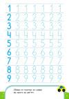 Пиши-лічи. 4-5 роки. Математика. Грайливі цифри