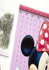 Картинка з пайеток Дисней 'Минни Маус' (розовая). Disney
