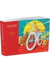 Велосипедна розмальовка. Подорож на край світу