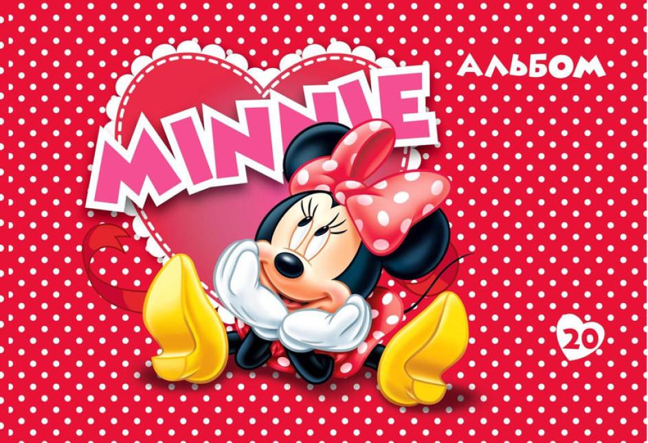 Альбом для рисования. Mickey mouse. Disney
