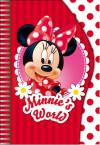 Блокнот для записей 'Minnie Mouse' 50 л. Disney