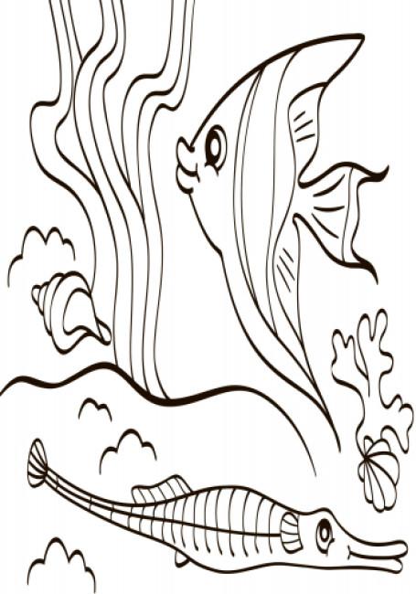 Водна розмальовка. Море