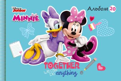 Альбом для рисования Mickey Mouse № 3. Disney