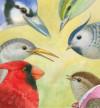 Про маленьку пташку