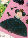Интерьерные наклейки Алиса и котик. Гапчинская