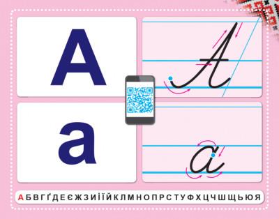 НУШ. Навчання грамоти. Вивчаємо абетку