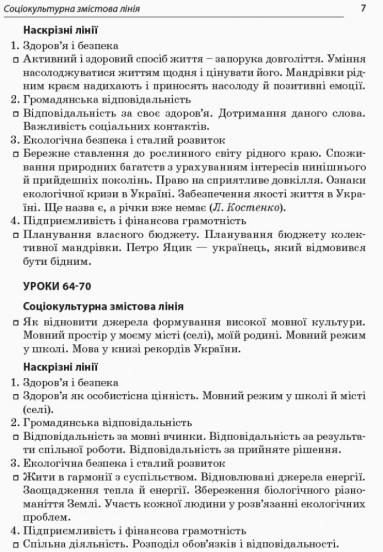 Усі уроки української мови. 10 клас. ІІ семестр. Нова програма. Серія «Усі уроки»