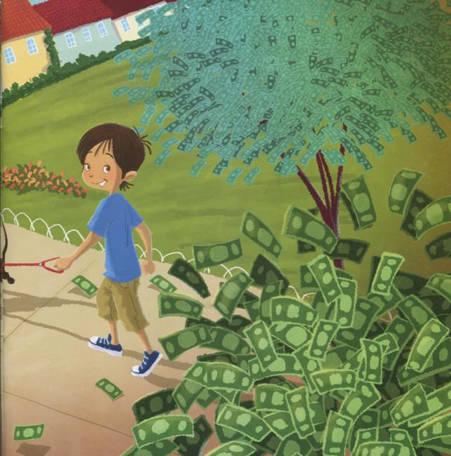 Життєві уроки. Гроші не ростуть на дереві