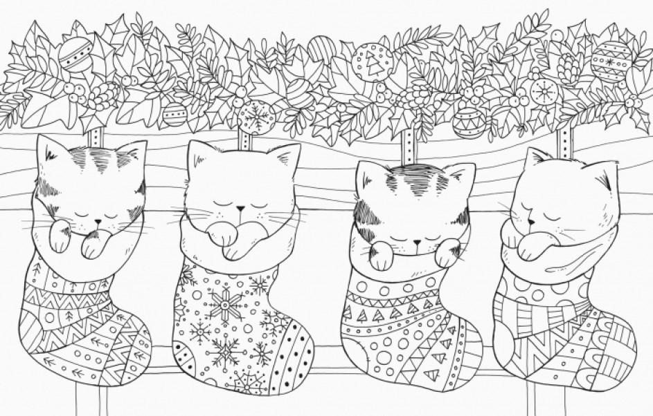 Мільйон різдвяних котів