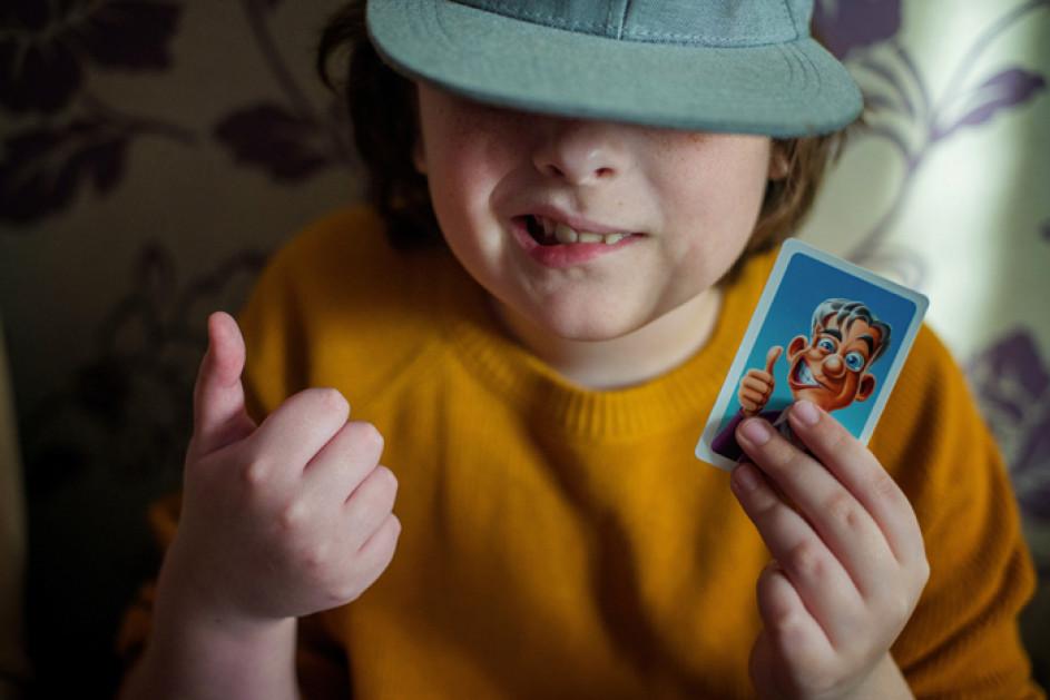 Настільна карткова гра Mimiq