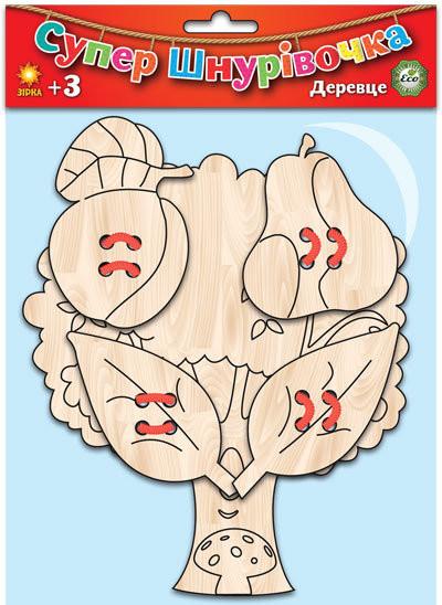 Супер шнурівочка Деревце