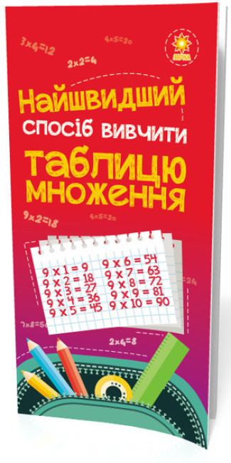 Вивчення таблиці множення