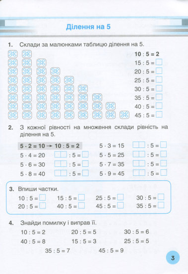 НУШ Мій помічник з математики. 2 клас. Комплект у 2-ох частинах