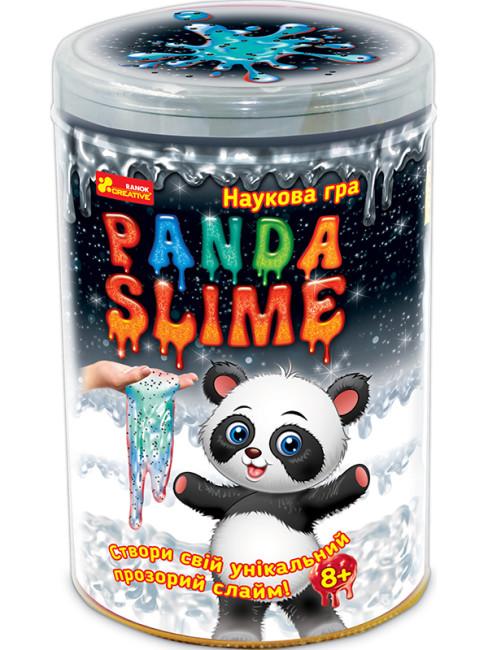 Наукова гра. Panda slime. Слайм