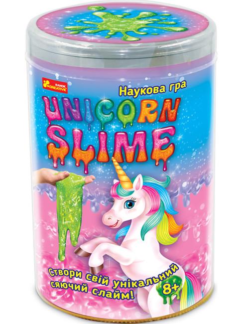 Наукова гра. Unicorn slime. Слайм