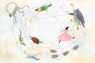 Классика в иллюстрациях. Алиса в Стране чудес