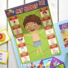 НУШ Міні-лепбук. Вивчаємо англійську. Lapbook Learn English