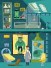 Что скрывают чудовища? Виммельбух
