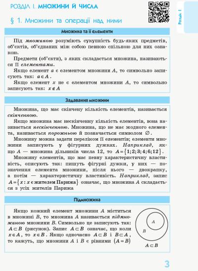 Рятівник 2.0. Алгебра і початки аналізу в означеннях, таблицях і схемах. 7–11 класи