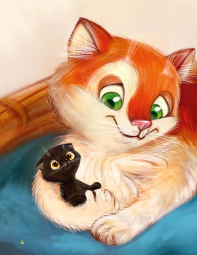 Три Казки. Котячі витівки. Подарункове видання