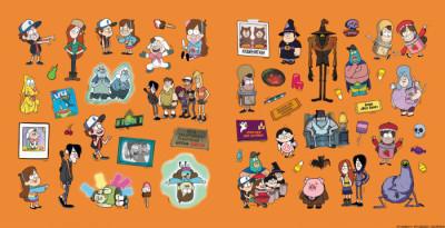 Гравіті Фолз. Історії. Цілодобова крамничка… жахів! Disney