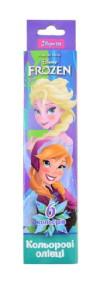 Олівці 6 кольорів «Frozen»