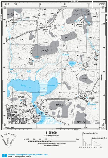 Географія. 8 клас. Зошит для практичних робіт і досліджень