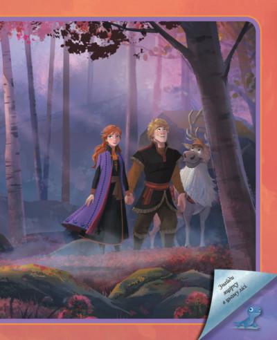 Крижане серце 2. Світ наліпок. Чарівна книжка. Disney