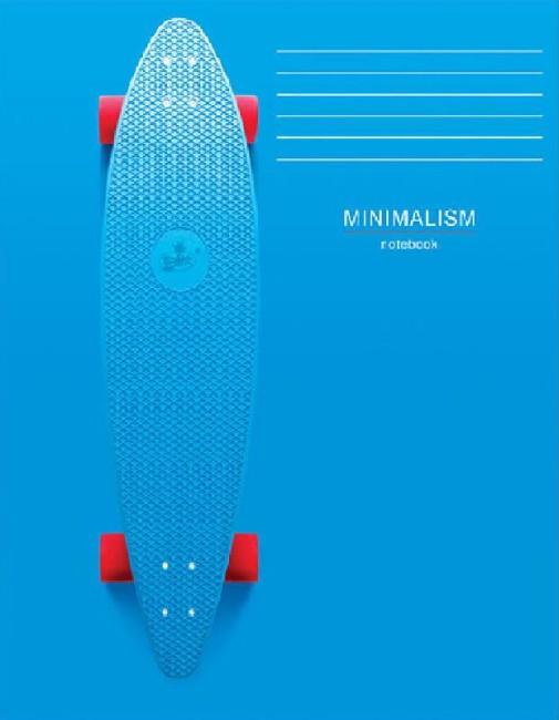 Зошит «Brisk» «Мінімалізм» (лінійка, 24 аркуша)