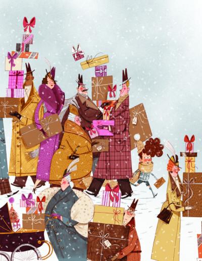 Вінстон і різдвяний лист