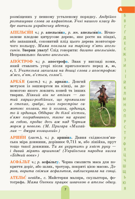 НУШ Ілюстрований словник-помічник з української мови. 1–4 класи